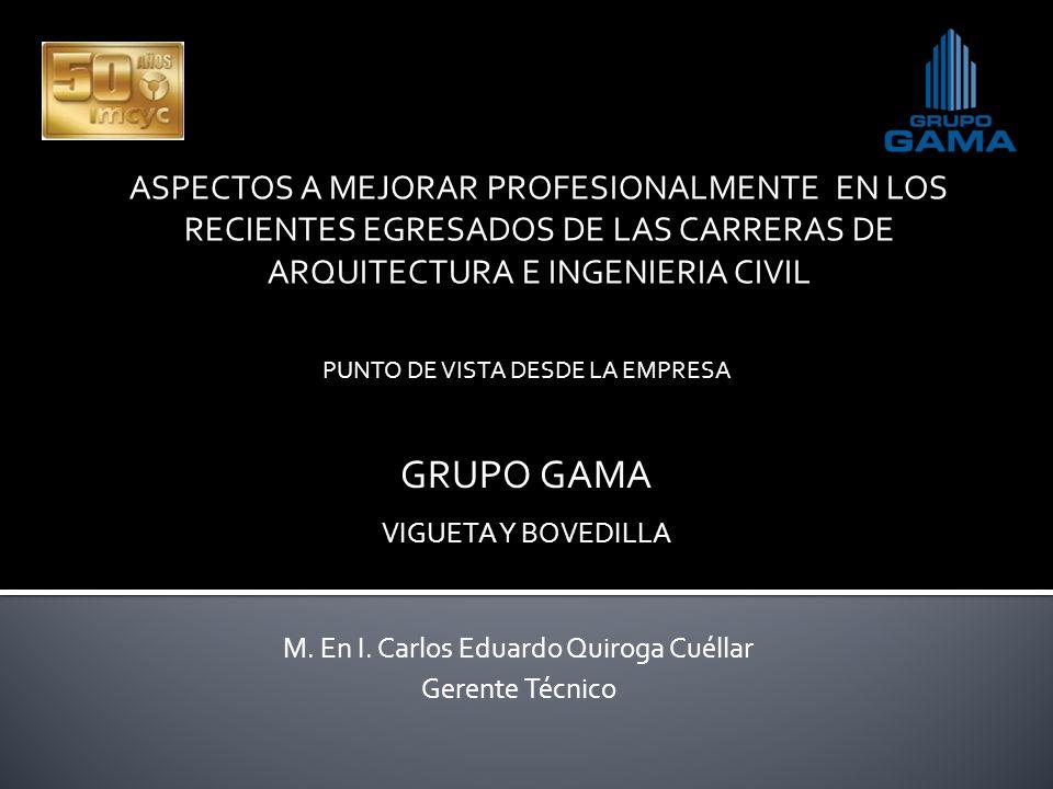 DEBILIDADES DE EGRESO DE LA CARRERA DE INGENIERIA CIVIL - PERCEPCION DEL EMPLEADOR