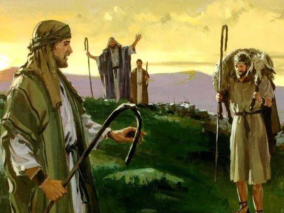 En la 1ª y 2ª Lectura, Pedro explica cómo entrar por la Puerta: mediante la conversión y el Bautismo (Hch 2,14a.36-41), Y a través del seguimiento de las huellas de Cristo, haciendo el bien, soportando el sufrimiento.