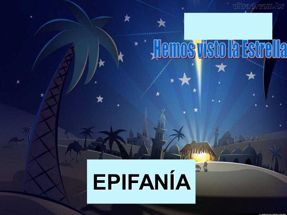 Celebramos hoy la fiesta de la Epifanía y la conclusión del tiempo litúrgico de la Navidad, recordando la adoración de Jesús por los Magos, representantes de las personas del mundo intero.