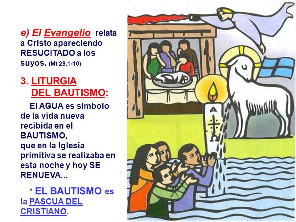c) Los PROFETAS acentúan la eterna misericordia de Dios, que renueva siempre la ALIANZA, e impulsan a vivir en FIDELIDAD:
