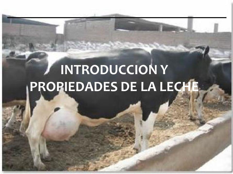 Proceso asociado a la infección glóbulos blancos células somáticas >200.000 ml Infección de mastitis en la vaca Nº de cuartos afectados (clínica o subclínica) Subclínica ubres parecen normales a pesar de existir infección Clínica inflamación de las ubres y aparición de coágulos en la leche