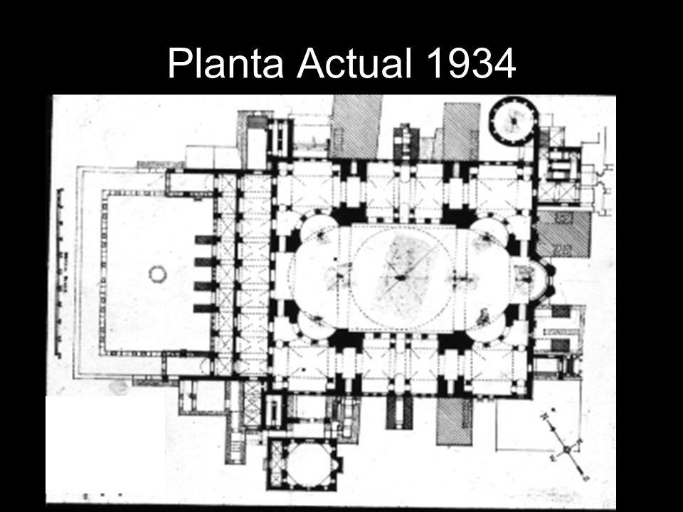 Planta Actual 1934