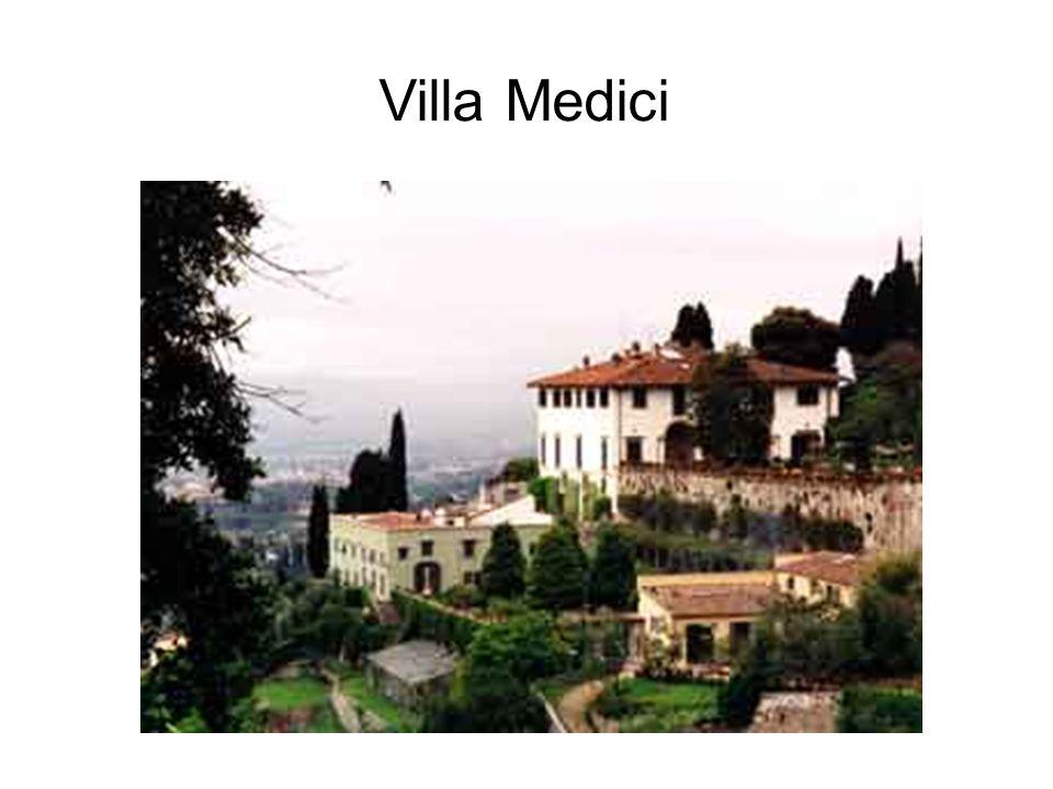 La Villa Concepto Cultural Antropocentrismo.Vivienda Privada.