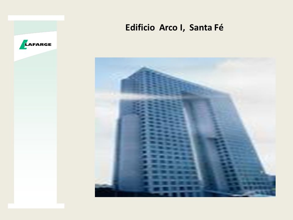 Edificio Arco I, Santa Fé