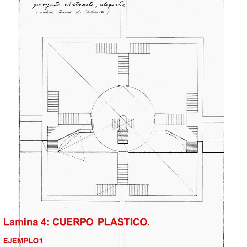 Lamina 4: CUERPO PLASTICO. EJEMPLO1
