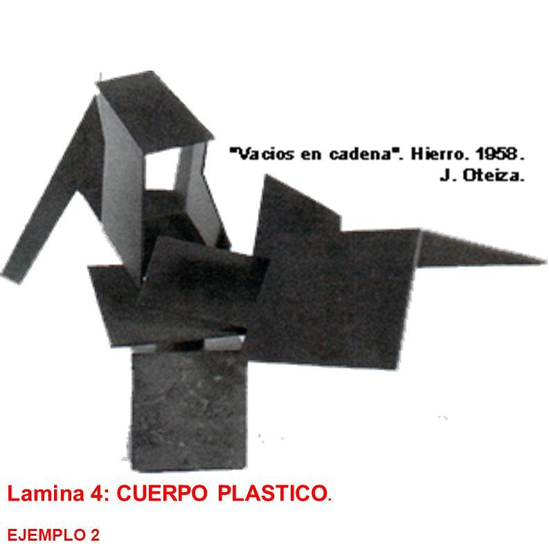 Lamina 4: CUERPO PLASTICO. EJEMPLO 2