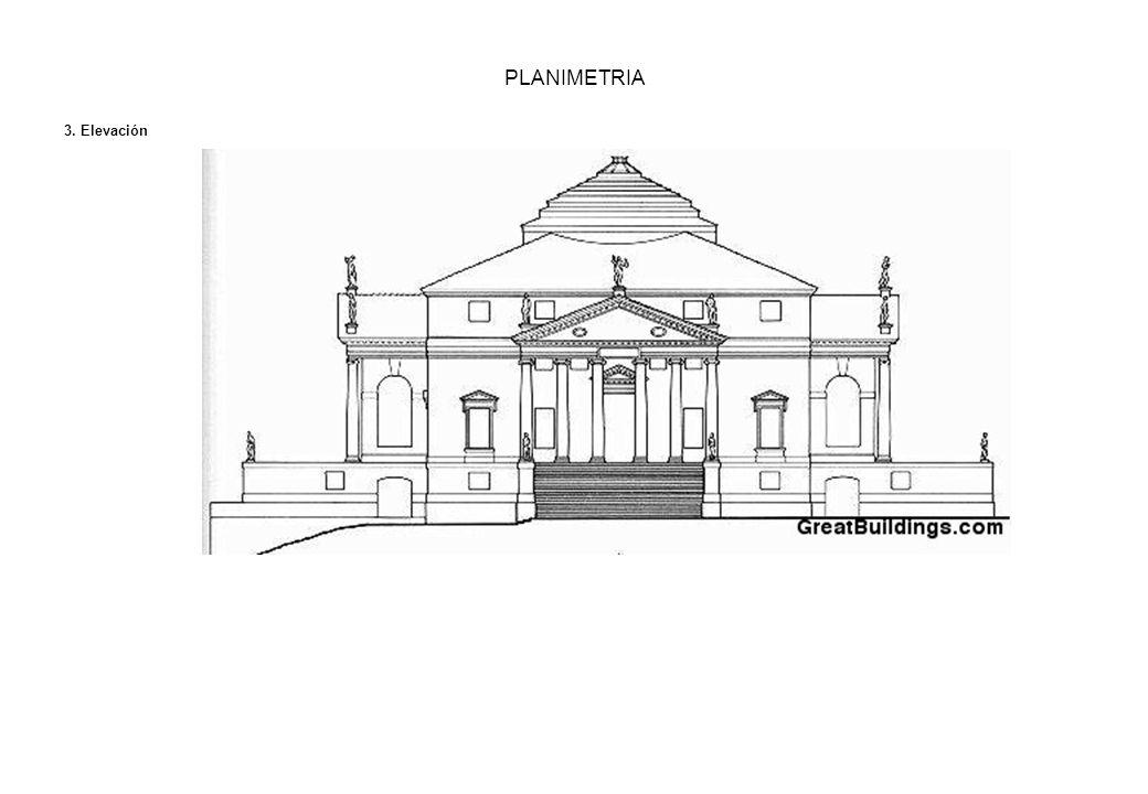 PLANIMETRIA 3. Elevación