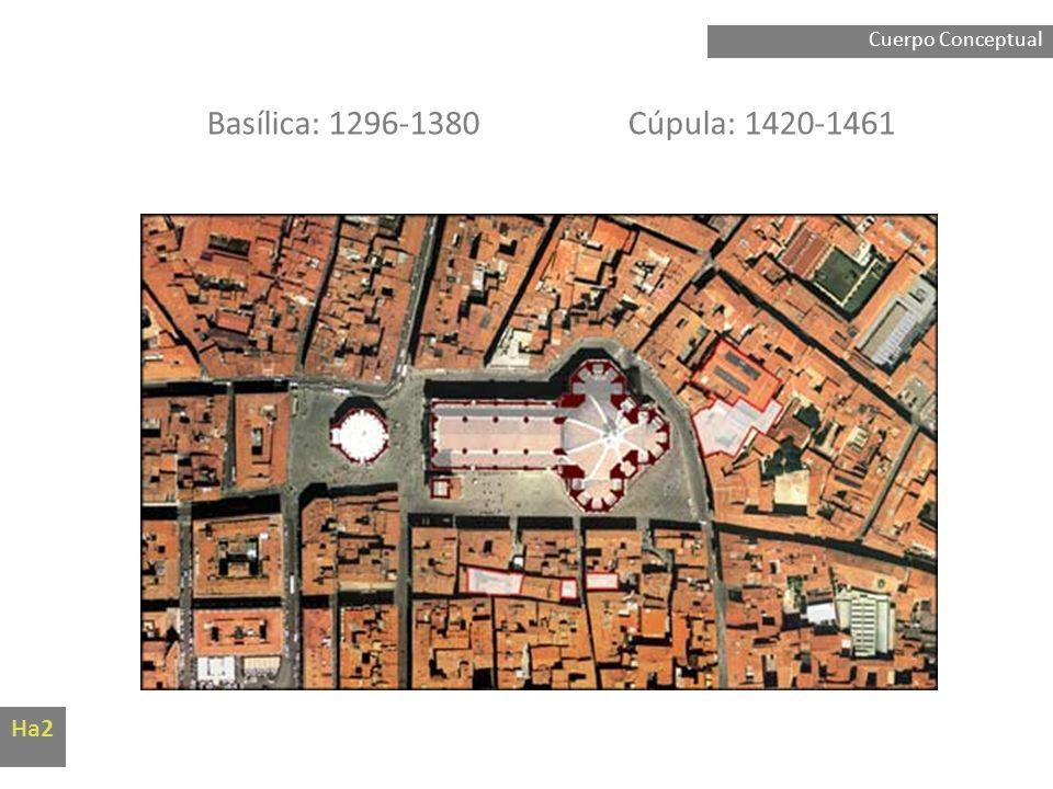 Ha2 Relaciones de altura Catedral-Ciudad Cuerpo Conceptual