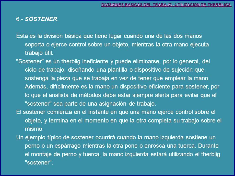 6.- SOSTENER.