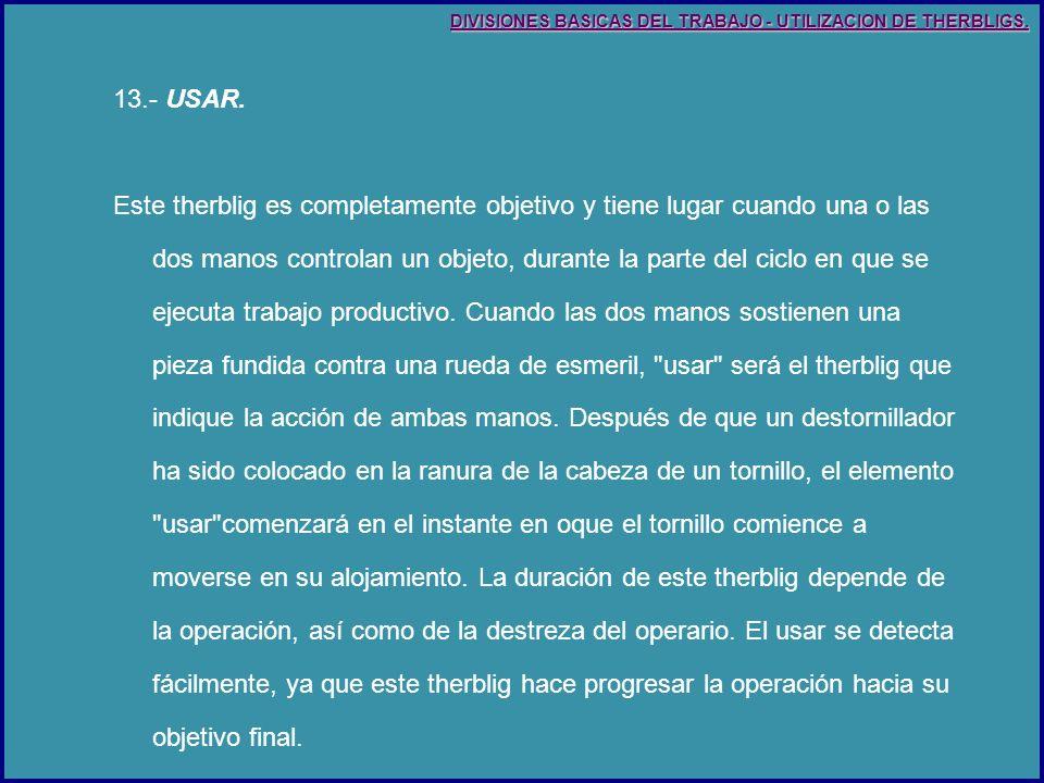 13.- USAR.