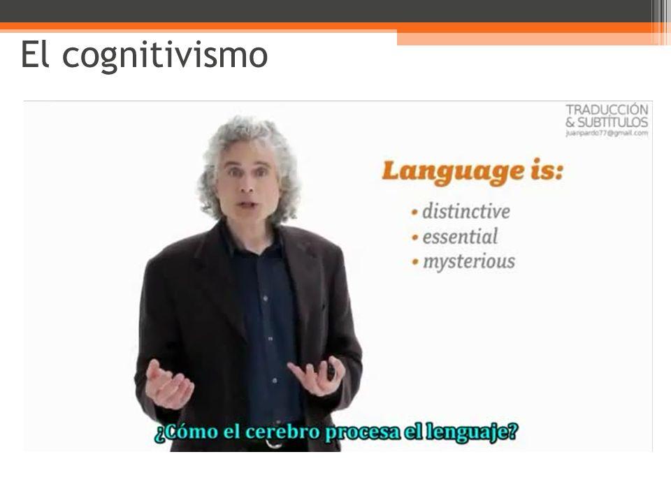 El cognitivismo