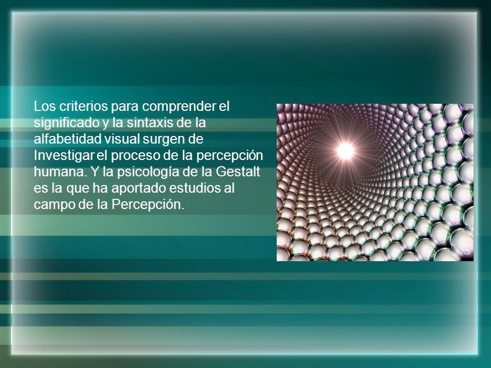 El comunicador visual expresa el estado de ánimo total de la obra que quiere transmitir.