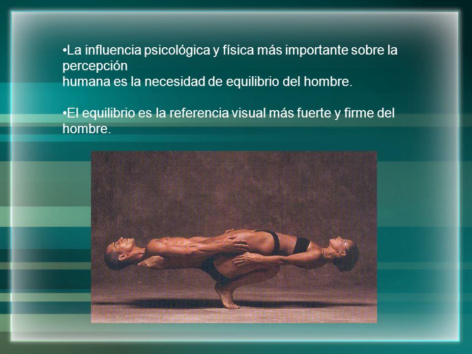 El constructo horizontal- vertical es la relación básica del hombre.