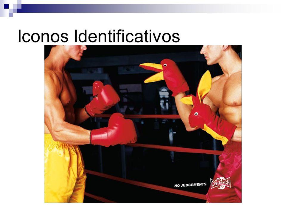 Evaluación ¿La combinación de iconicidad, indexicalidad y simbolismo es adecuada para el medio, el propósito y el receptor.