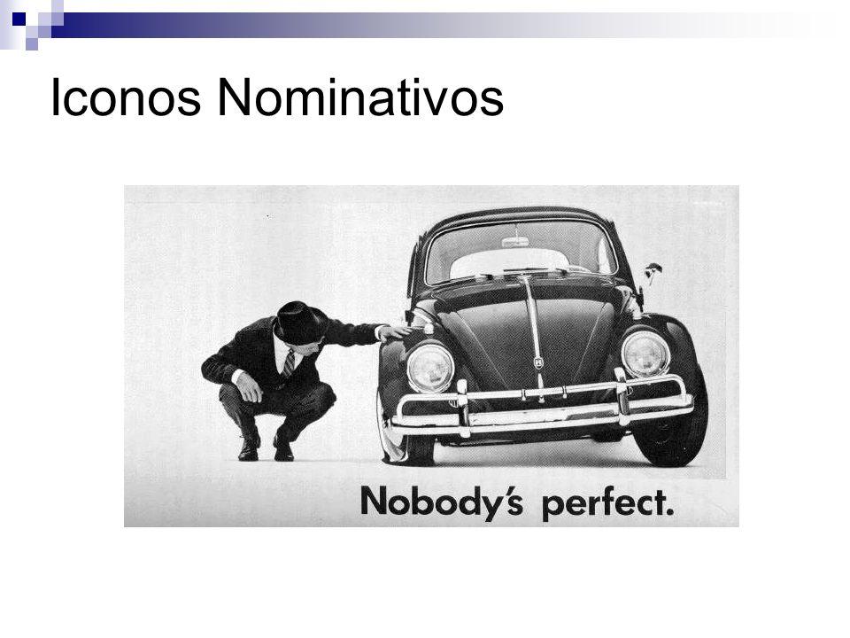 Iconos Nominativos