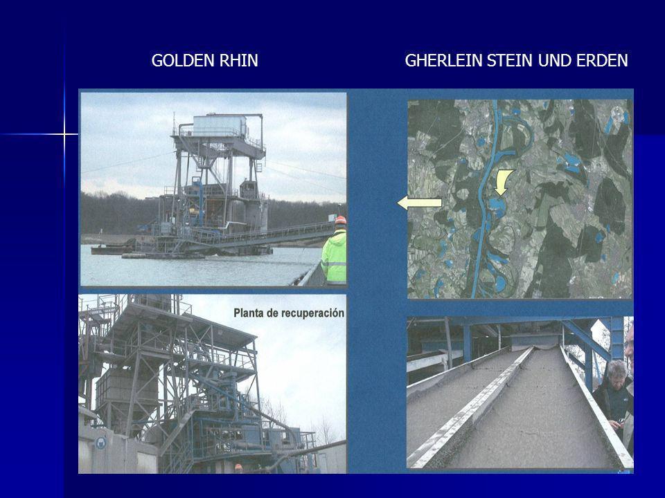 GOLDEN RHINGHERLEIN STEIN UND ERDEN