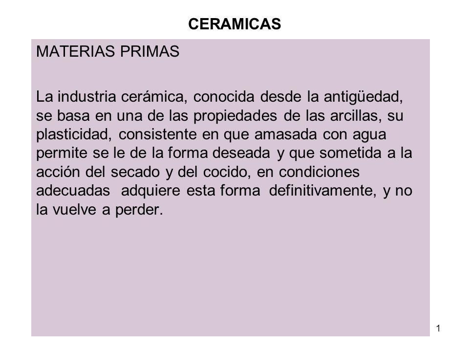 32 CERAMICAS PORCELANAS AISLANTES