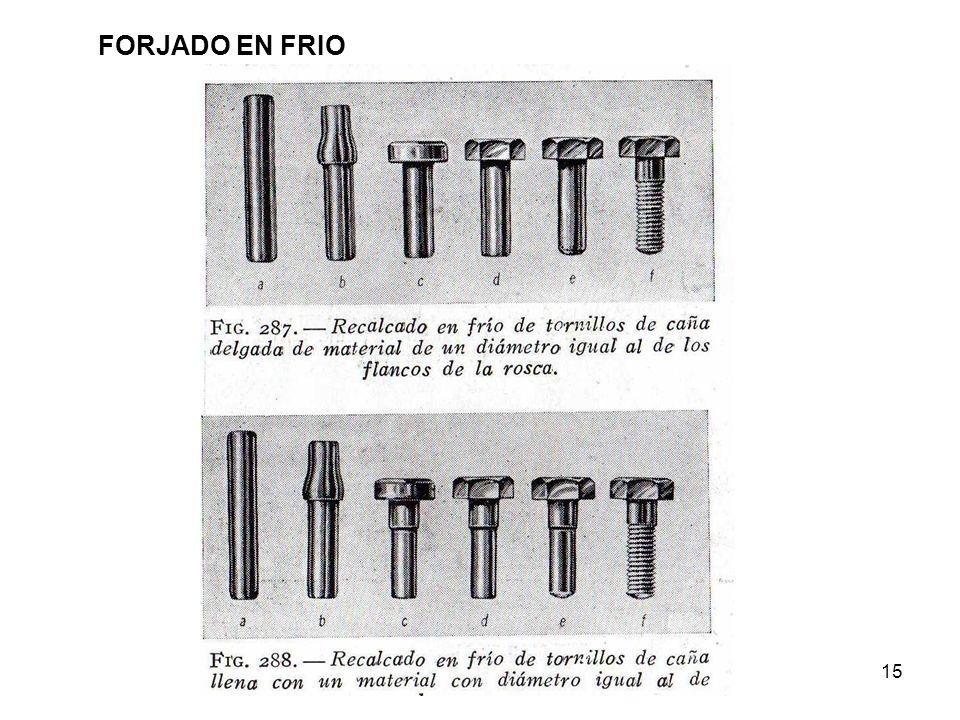 15 FORJADO EN FRIO