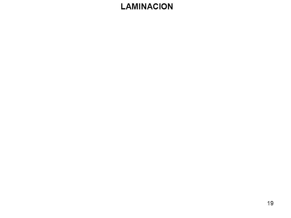 19 LAMINACION