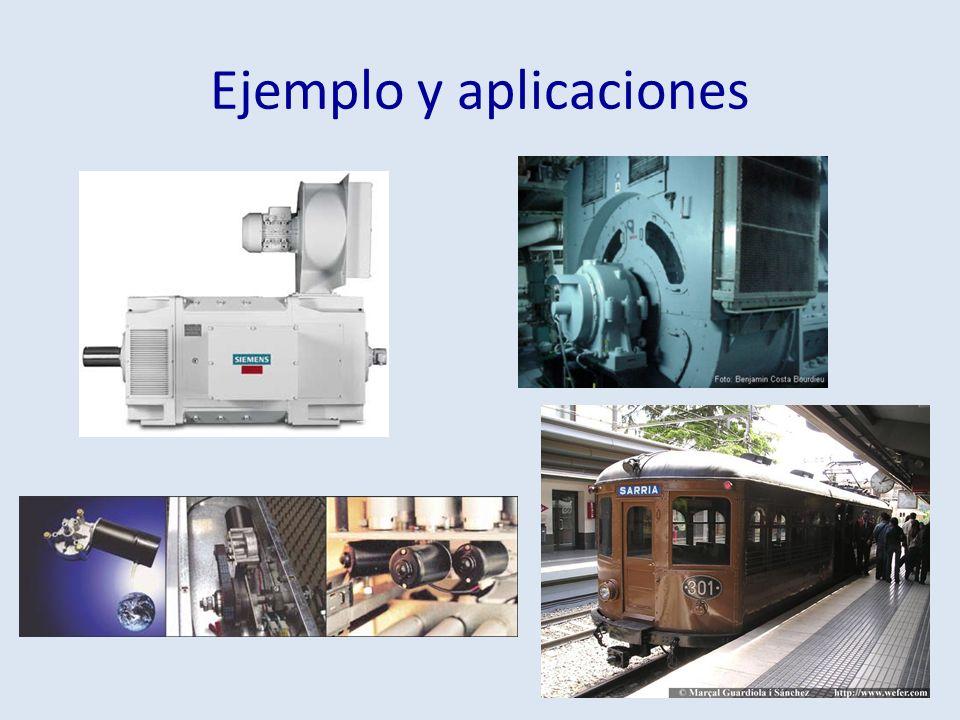 Ejemplo y aplicaciones