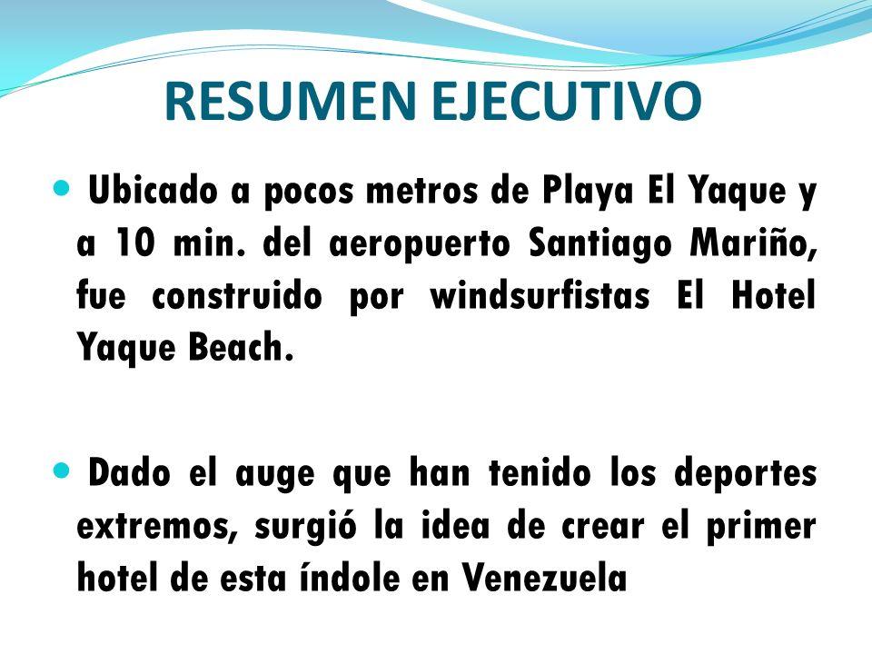 Ubicado a pocos metros de Playa El Yaque y a 10 min. del aeropuerto Santiago Mariño, fue construido por windsurfistas El Hotel Yaque Beach. Dado el au