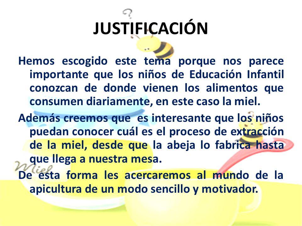 DESTINATARIOS Esta unidad didáctica está dirigida a niños de segundo ciclo de Educación Infantil, de 5-6 años y para un total de 20 alumnos.