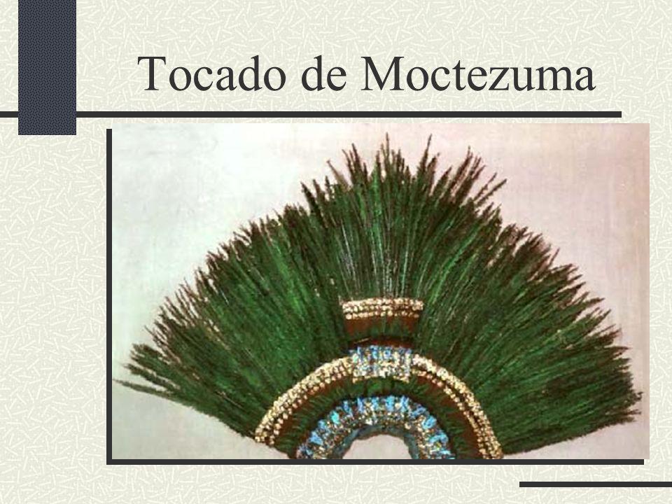 Tocado de Moctezuma