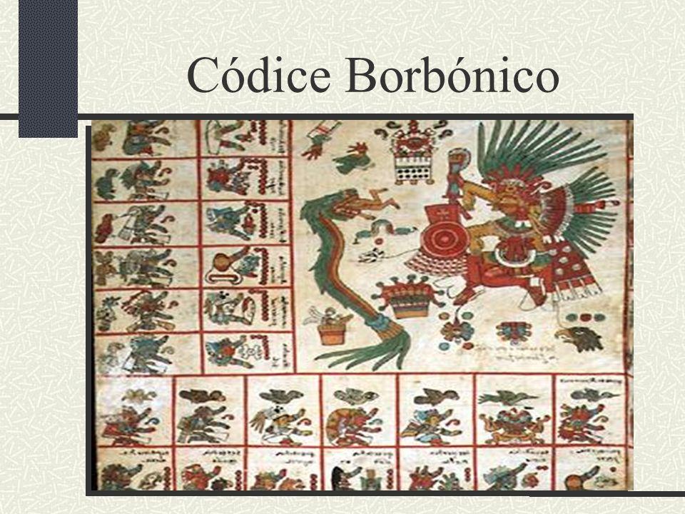 Códice Borbónico