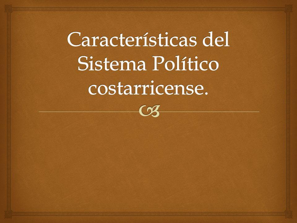 Presidencialismo: Sistema de organización política en que el presidente de la República es el jefe del Gobierno.