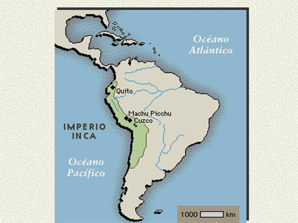 Ubicación Los incas no eran un grupo étnico natural del Cuzco, región que después será su área central, se trataba de una población que emigró hacia el año 1100 d.C., probablemente desde el Altiplano, hacia el valle de Cusco o Cuzco, donde durante casi trescientos años llevaron a cabo incursiones y alianzas con los pueblos de la zona.