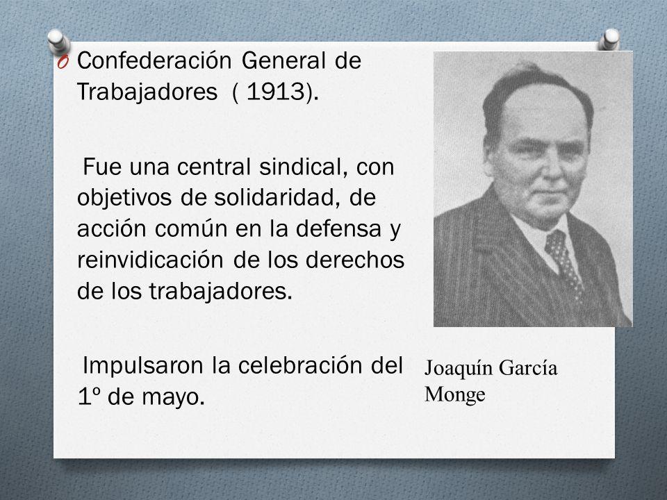 Organizaciones sociales y políticas O CENTRO GERMINAL( 1909) O Fundador: Omar Dengo O Miembros: Joaquín García Monge,José Maria Zeledón. Maria Isabel