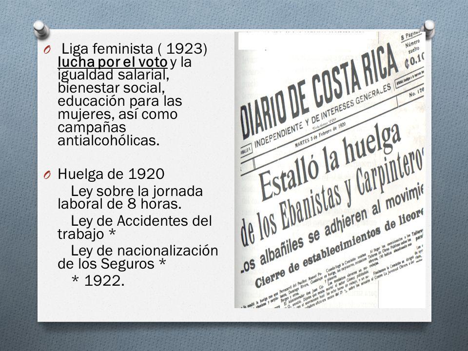 O Centro Socialista del Dr: Aniceto Montero, cuyo objetivo era el estudio y la defensa del obrero ( 1919) O Liga Cívica, formada por maestros y políti