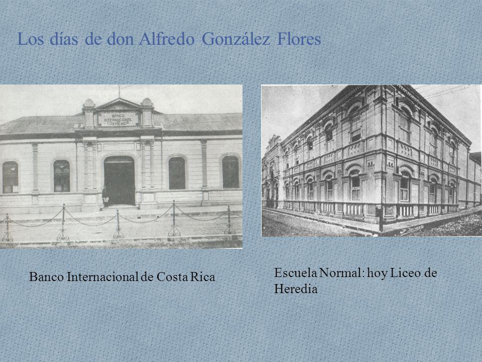 Reformas del Gobierno González Flores Como respuesta a la crisis el gobierno establece dos medidas importantes: O Reforma tributaria _ impuestos direc