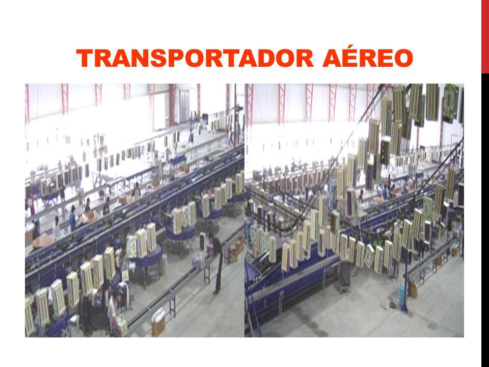 TRANSPORTADOR AÉREO