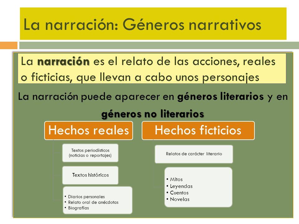2.El narrador.