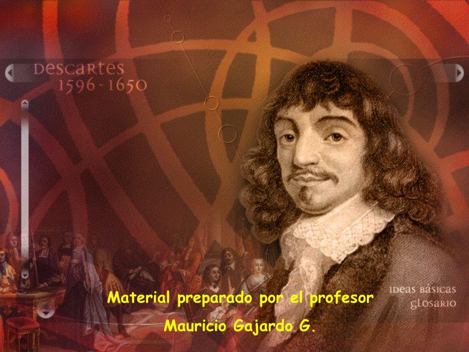 Material preparado por el profesor Mauricio Gajardo G.