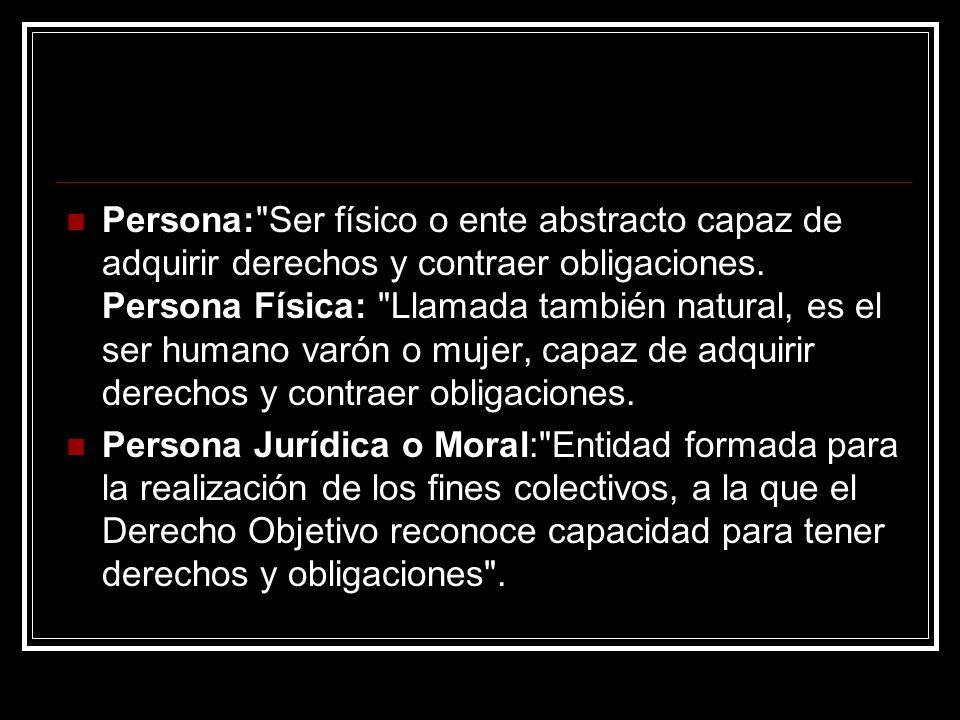 Persona:
