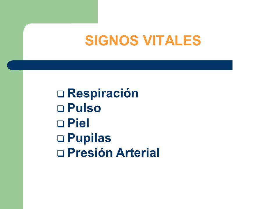 SIGNO : es lo que se observa en el paciente ( deformidad, hemorragia, hematomas, etc.) SINTOMA : es lo que el paciente dice, lo que siente (mareo, nauseas, dolor, etc.)