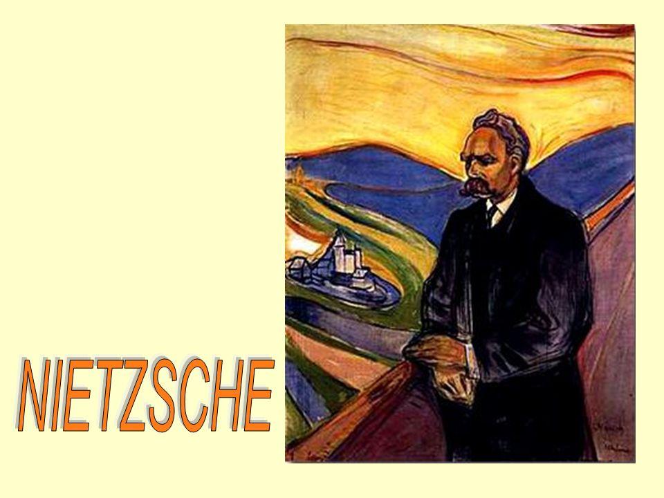 NIHILISMO En el nihilismo de Nietzsche encontramos los tres grandes momentos de este movimiento: Nihilismo como destrucción de los valores vigentes.