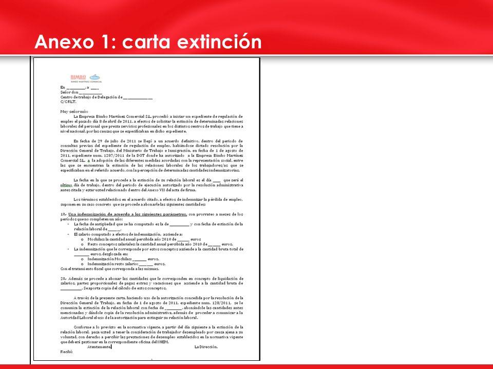 2 Anexo 1: carta extinción