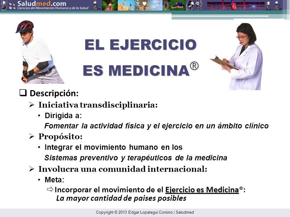 Copyright © 2013 Edgar Lopategui Corsino | Saludmed CONTENIDO DE LA PRESENTACIÓN Descripción Integrantes y Colaboradores Instituciones, Comunidades y