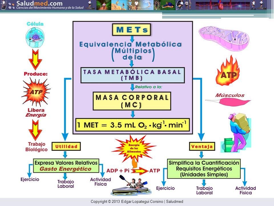 Copyright © 2013 Edgar Lopategui Corsino | Saludmed CONTENIDO DE LA PRESENTACIÓN Conceptos Básicos Principios del Modelo de Actividad Física Evolución