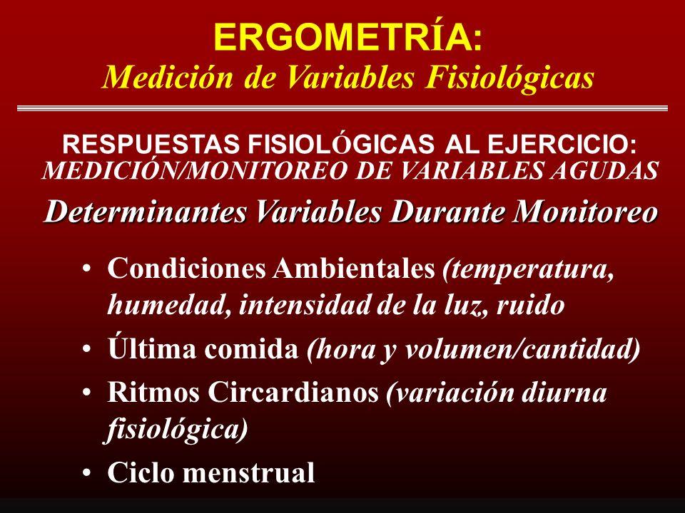Actividad del corazón (Frecuencia Cardíaca [FC] y Electrocardiografía [EKG]) Frecuencia respiratoria (FR ó BR) Temperatura corporal (periférica/piel y