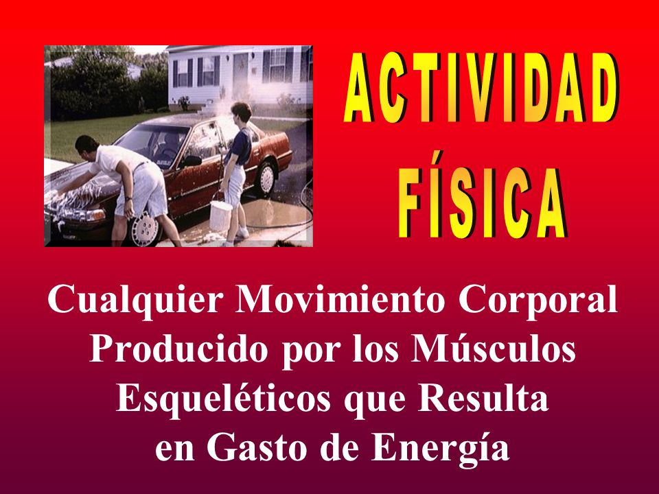 Aquella Actividad Física Planificada, Estructurada, Repetitiva y Dirigida hacia un fin, i.e., para el Mejoramiento de la Aptitud Física