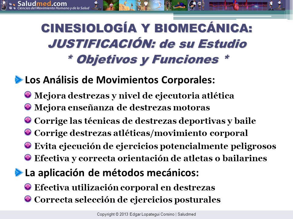 Copyright © 2013 Edgar Lopategui Corsino | Saludmed Los Análisis de Movimientos Corporales: Mejora destrezas y nivel de ejecutoria atlética Mejora ens