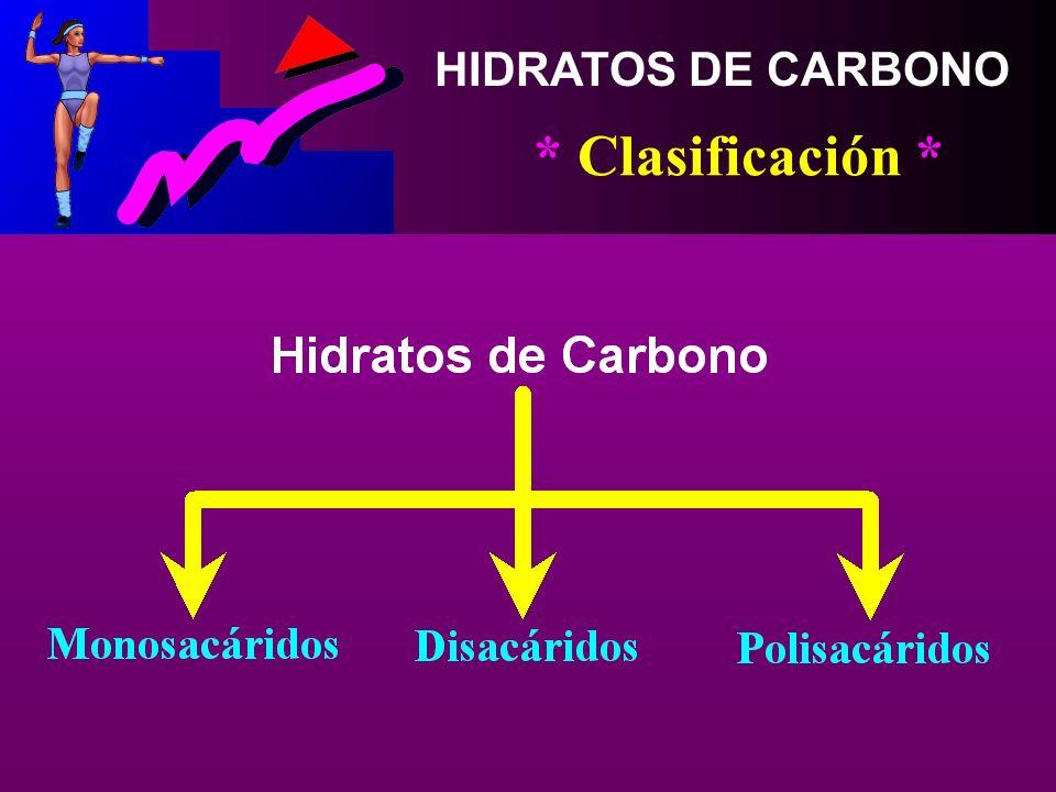 (Durante Ejercicio ) HIDRATOS DE CARBONO * Funciones *