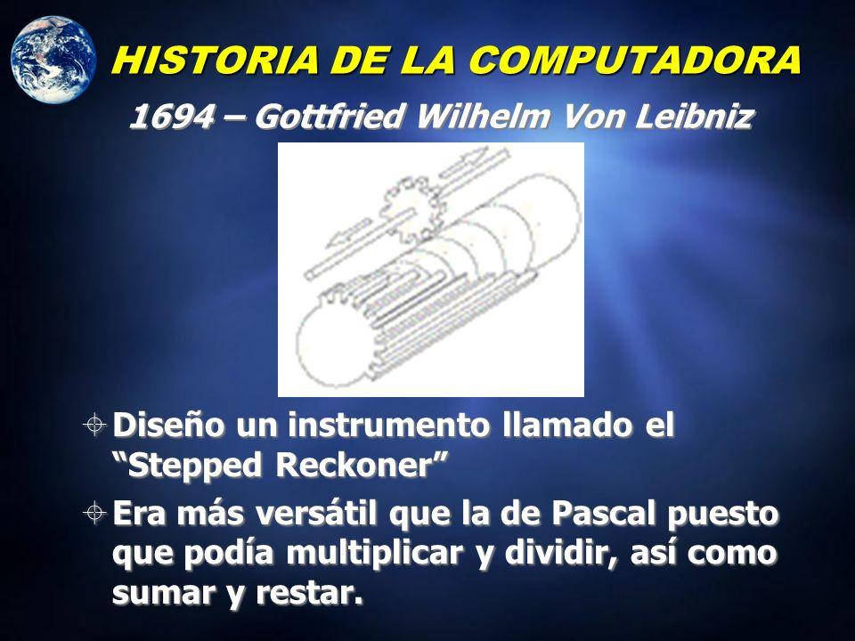 Inventó una máquina calculadora que permitía sumar y restar, conocida como el Pascalino. empleaba ruedas numeradas del 0 al 9, la cual incorporaba un