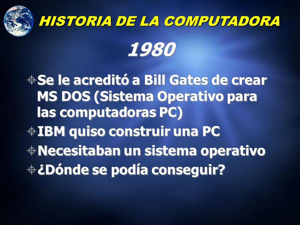 1976 Aparece Apple I La Computadora Apple Computer se fundó por Steve Jobs & Steve Wozniak Aparece Apple I La Computadora Apple Computer se fundó por