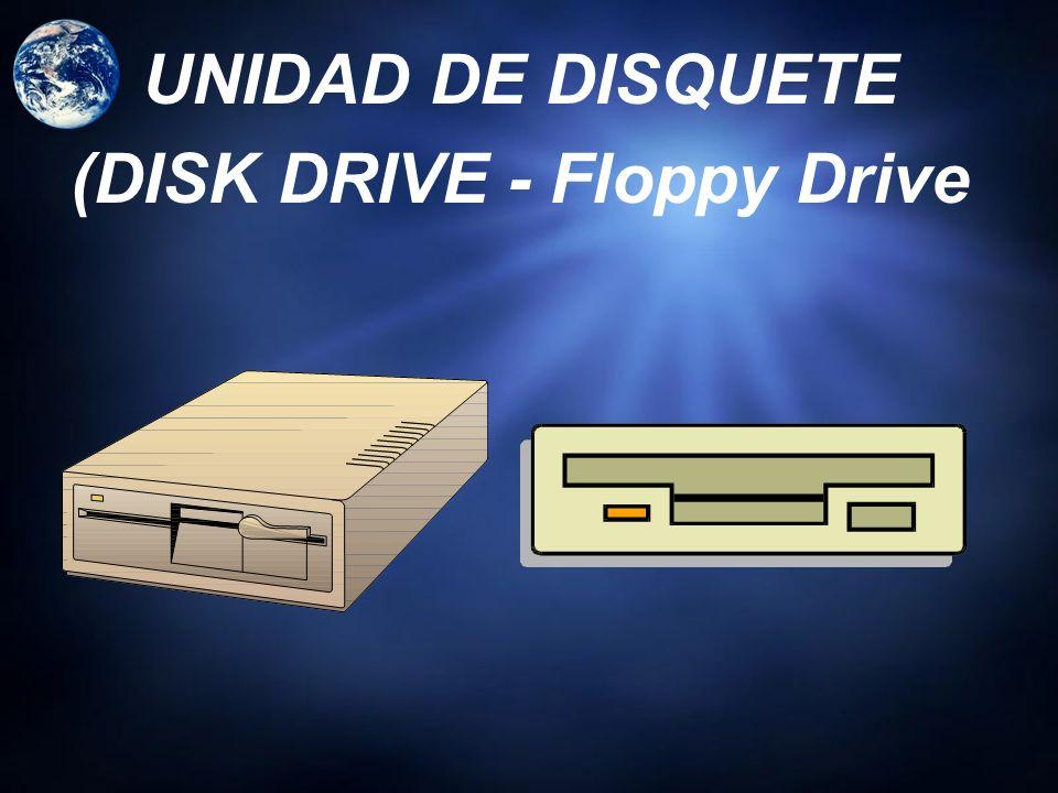 DISK DRIVE DISCO DURO (HARD DISK)