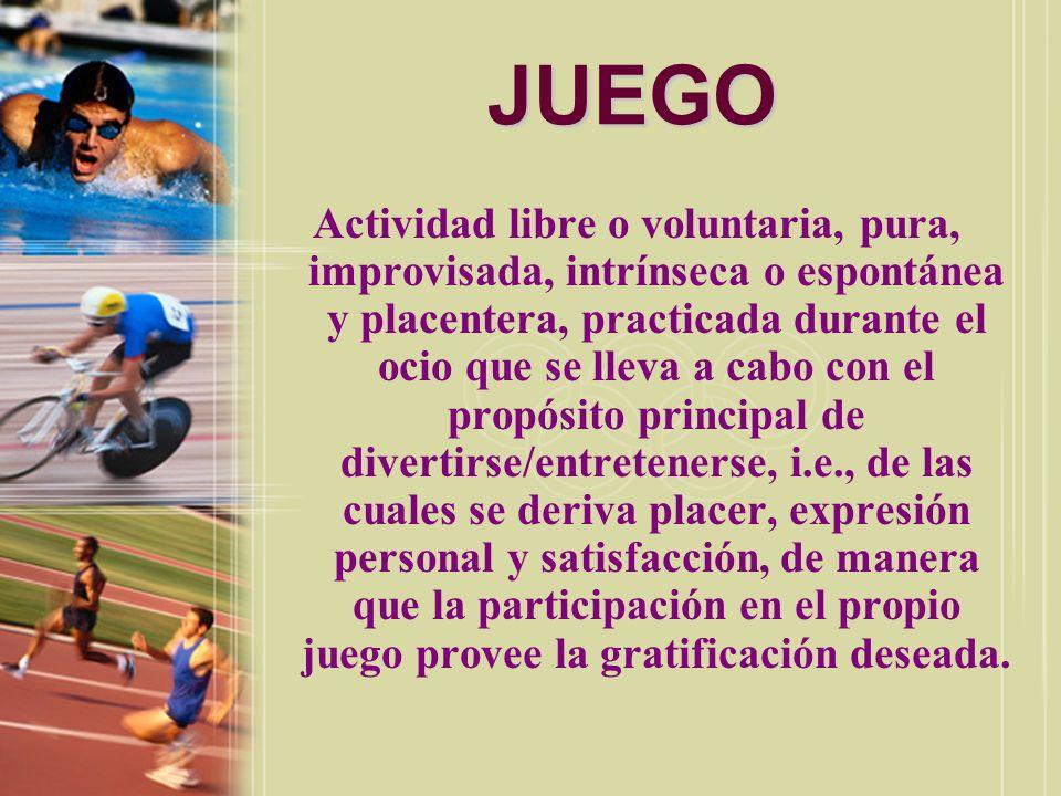 JUGAR (PLAY) Wuest & Bucher, 1999, p.
